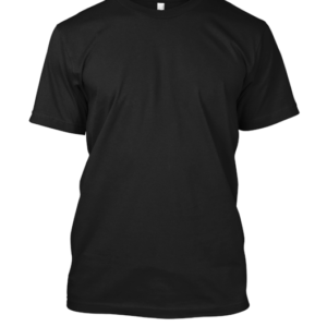 Black T-shirt Product